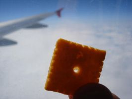 Cheez It at 30,000 by Jared9903