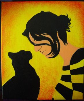 a life and a cat by buttertape