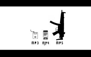 Mp3, mp4 and... by RibayWall