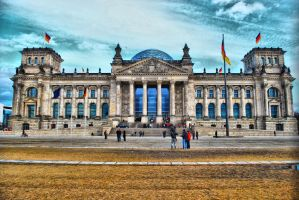 Berlin_Reichstag by sazzy1902
