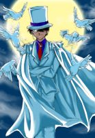 gift 4 esmartgirl - kaitou kid by blackmalice