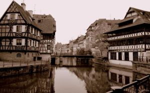 Strasbourg by pourquoi25