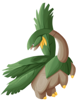 Tropius by Bugskwisher