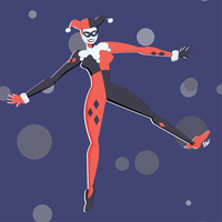 Harley Quinn by WishinStars