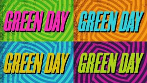 Green Day trilogy booklet wallpaper 1920x1080 by 15CrashBandicoot15