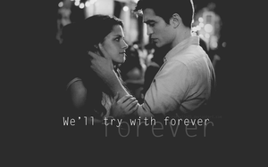 We'll try with forever by Cornelie20