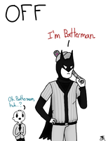 Batterman by DerpySuperHero