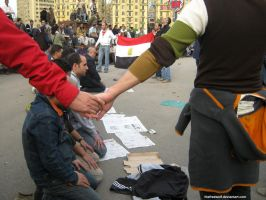 Egypt Revolution 16 by thefreewolf