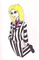Beetlejuice by lillyfoot15