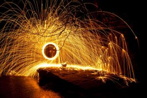 Steel Wool 4 by CumbriaCam