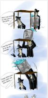 WW2:Ice Bucket Challenge by ZennkHiallwsyHimmler