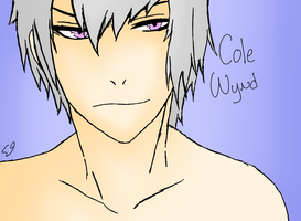 Cole Wynd by KakashiUmino