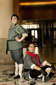 Bolin-- Brothers by angrygingermidget