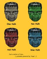 TLIID - Dr Seuss homage - One Hulk, two Hulk... by Nick-Perks