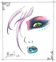 +++make up - eye+++ by Avorea-Isherwood