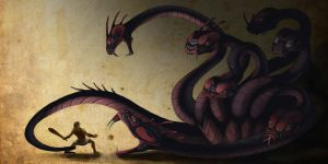 The Hydra by ThranTantra