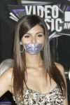 Victoria Justice duct tape gagged by ikell
