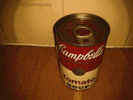 Campbell's Amazing Soup. by ASFmaggot