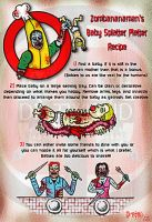 Zombananaman Recipe by Dr-Twistid