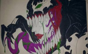 She Venom by Dead-Symbiont