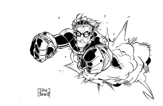 CannonBall inks by dtoro