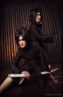 Uchiha Brothers by Millenia666