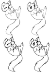 FREE TO USE - Cute cat base by mari--adopts