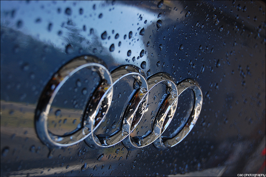Audi A4 by Termanology27