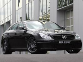 Brabus Mercedes-Benz CLS B63 S by TheCarloos
