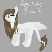 Happy birthday Emma :DD by Lolzeeh