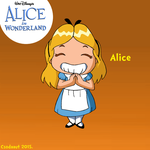 Alice in TS Chibi style by Csodaaut