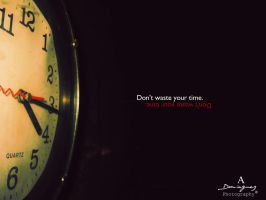 TIME WASTED by Abii-Murder