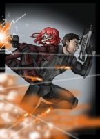 shepard and james vega by rotten-jelly-babie