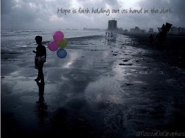 Hope. by iMozzaOoGraphics