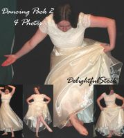 Dancing pack1 Delightfulstock by DelightfulStock