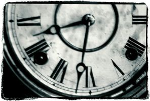 Time is Never Still by BrokenLie