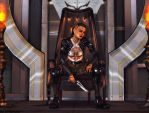 Mass effect wallpaper 5 -Jack 2 by ethaclane