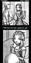 Frostbitten: Chapter three: fan-comic by Qin-Ying
