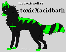 pup for toxicwolf72 by wolfluver67