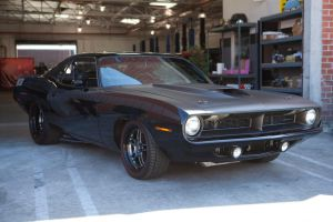 Letty's Plymouth HEMI Cuda - Fast and Furious 6 by 4WheelsSociety
