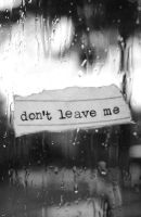 don't leave me by n3verl4nd