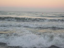 Waves of Gran Canaria by Power-Barbie