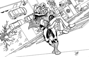 Carry Me Home by spidertour02