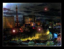 Las Vegas HDR by TonistL