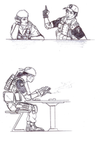 waiting room pt2 by halonut117