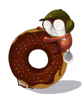 Modified Donut by Tororo--Shinpei