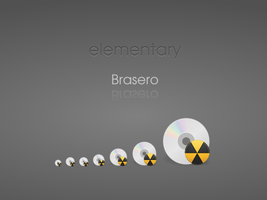 Brasero elementary style by spg76