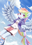 Through the Skies Clear by Pika-chanY