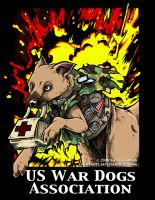 War Dogs of America Colored by o-kemono