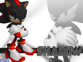 Shadow Wallpaper by Adreos